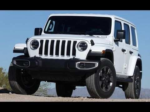 84 The 2019 Jeep Wrangler Auto Show Exterior and Interior with 2019 Jeep Wrangler Auto Show
