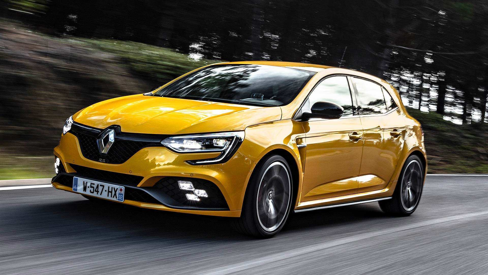 84 The 2019 Renault Megane Rs Exterior and Interior for 2019 Renault Megane Rs