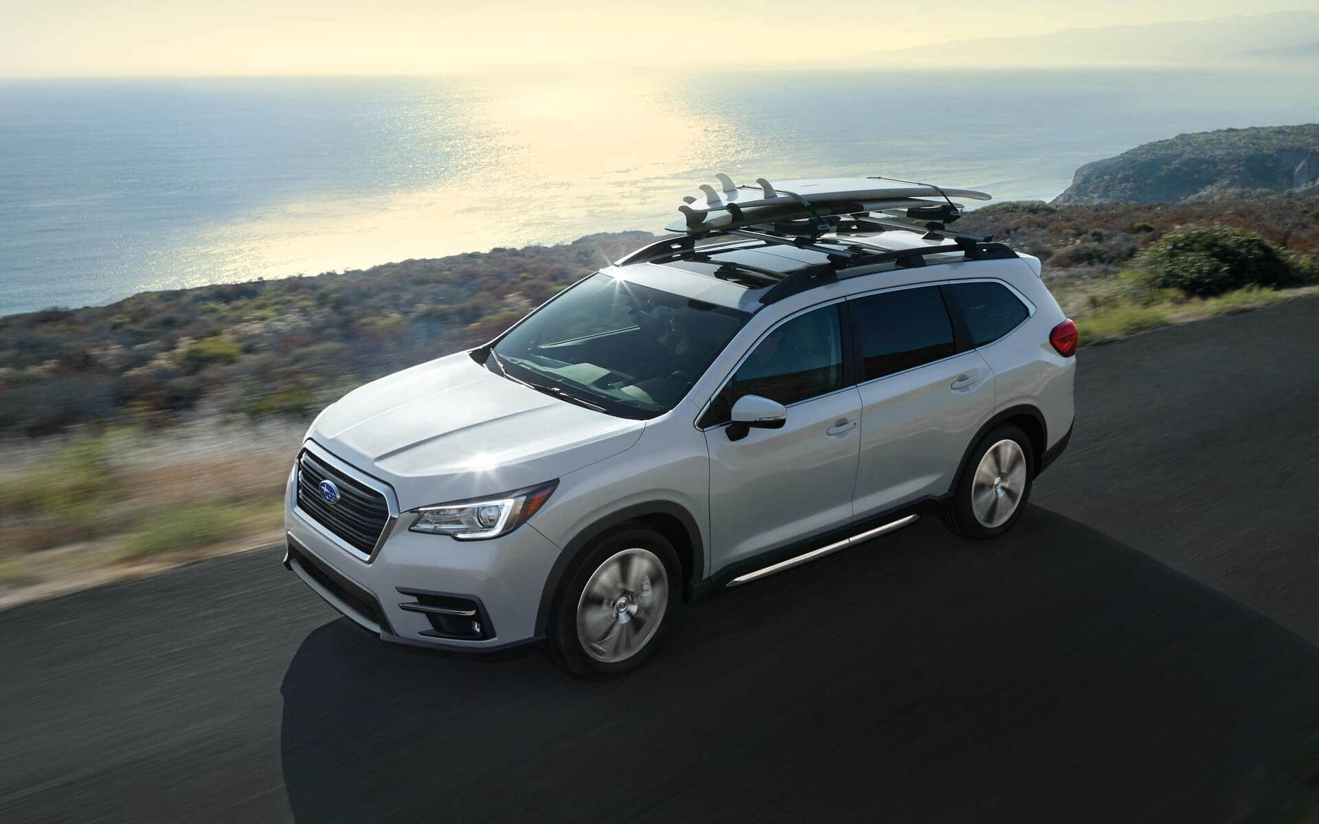 84 The 2019 Subaru Ascent Vs Honda Pilot Vs Toyota Highlander Overview by 2019 Subaru Ascent Vs Honda Pilot Vs Toyota Highlander
