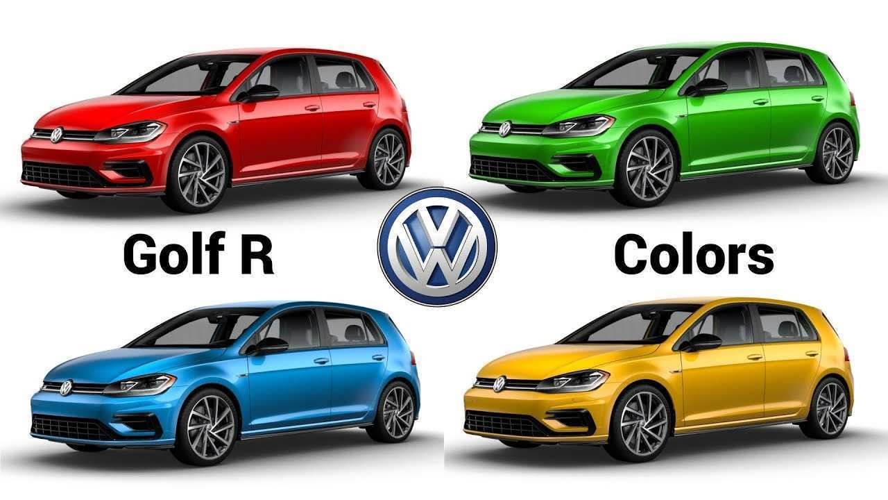 84 The 2019 Volkswagen R Overview by 2019 Volkswagen R