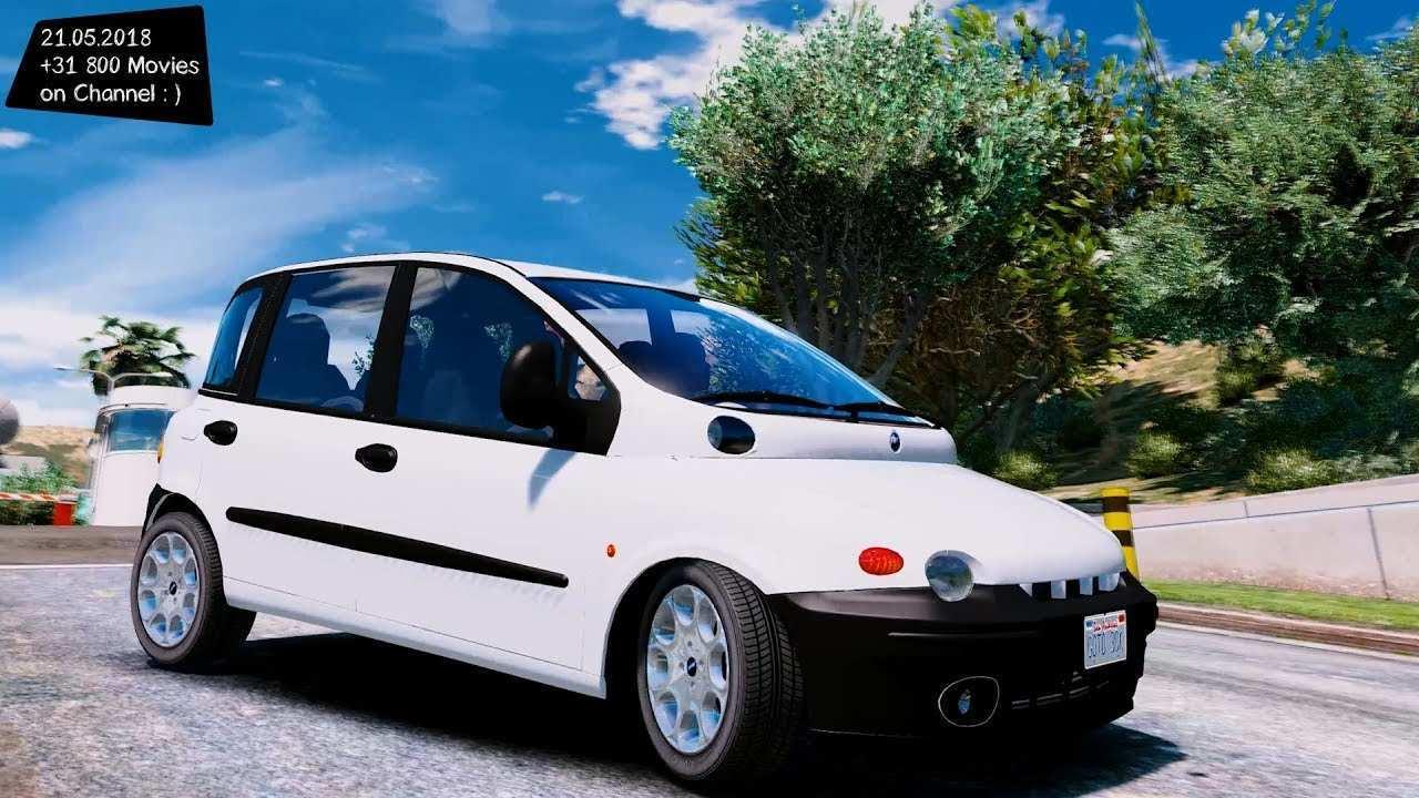 84 The Fiat Multipla 2020 Spy Shoot for Fiat Multipla 2020