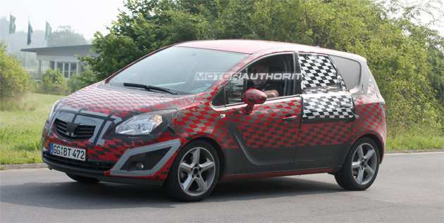 84 The Opel Meriva 2019 Rumors with Opel Meriva 2019