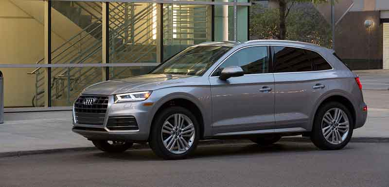 85 All New 2019 Audi Crossover Performance by 2019 Audi Crossover