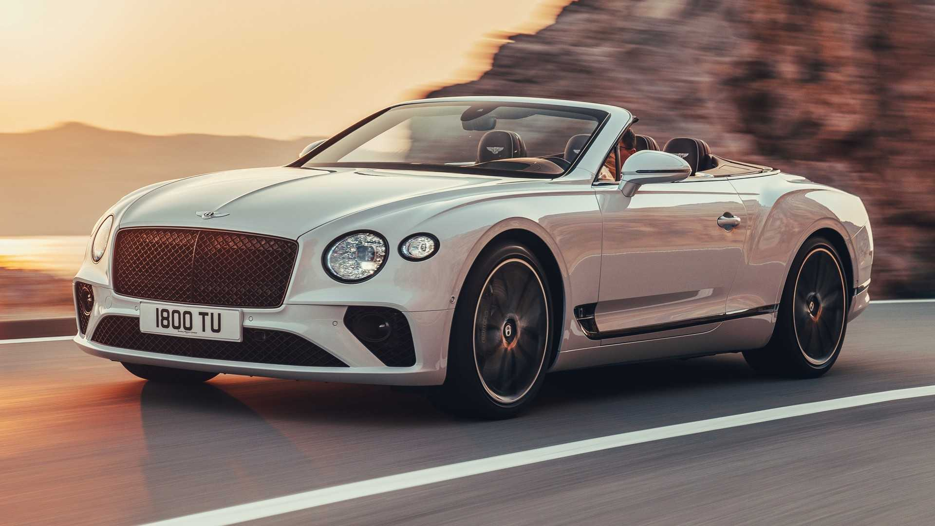 85 All New 2019 Bentley Continental Wallpaper with 2019 Bentley Continental
