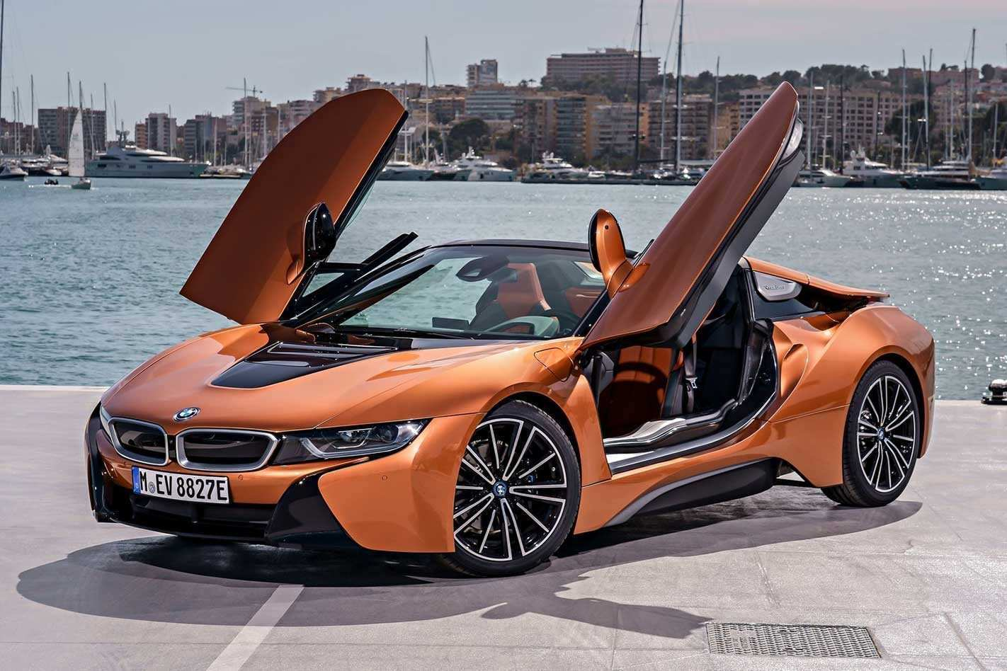 85 All New 2019 Bmw I8 Roadster Photos by 2019 Bmw I8 Roadster