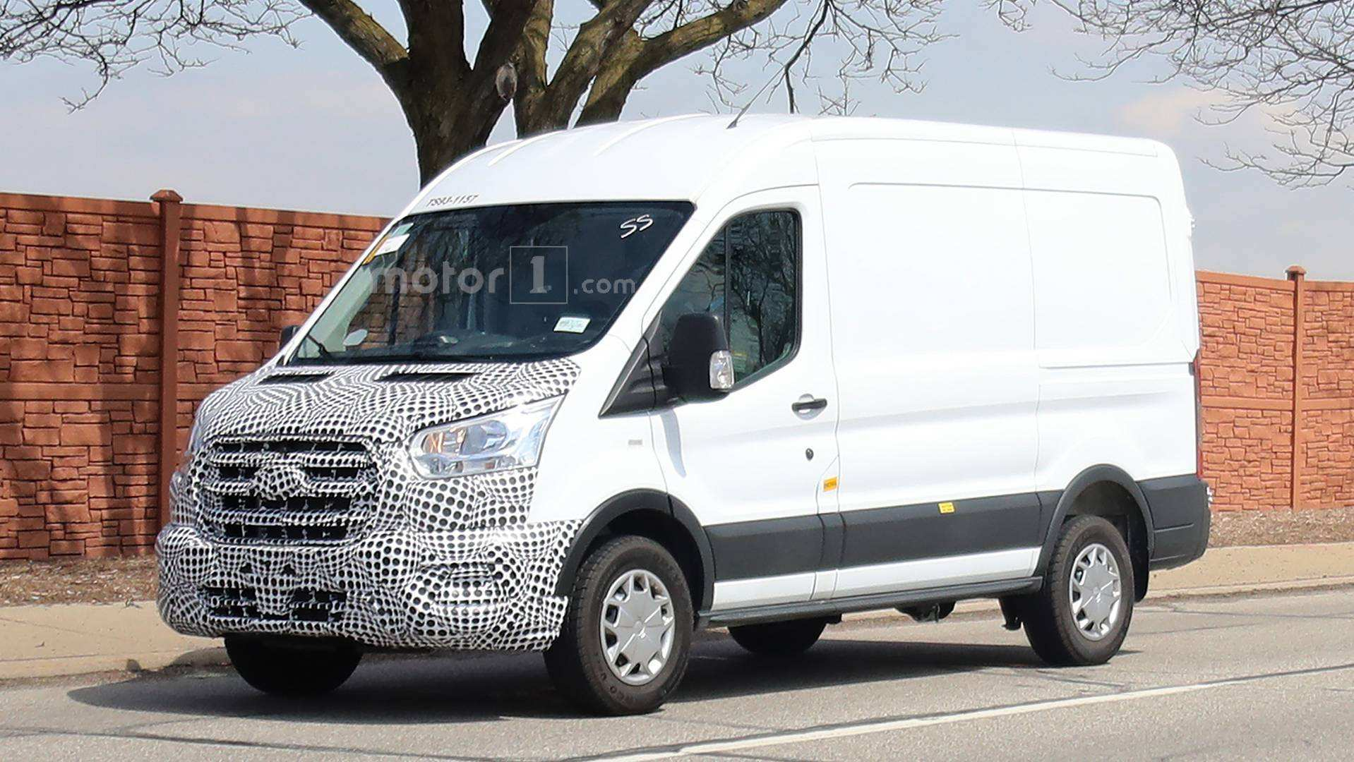 85 All New 2019 Ford Transit Awd Model for 2019 Ford Transit Awd