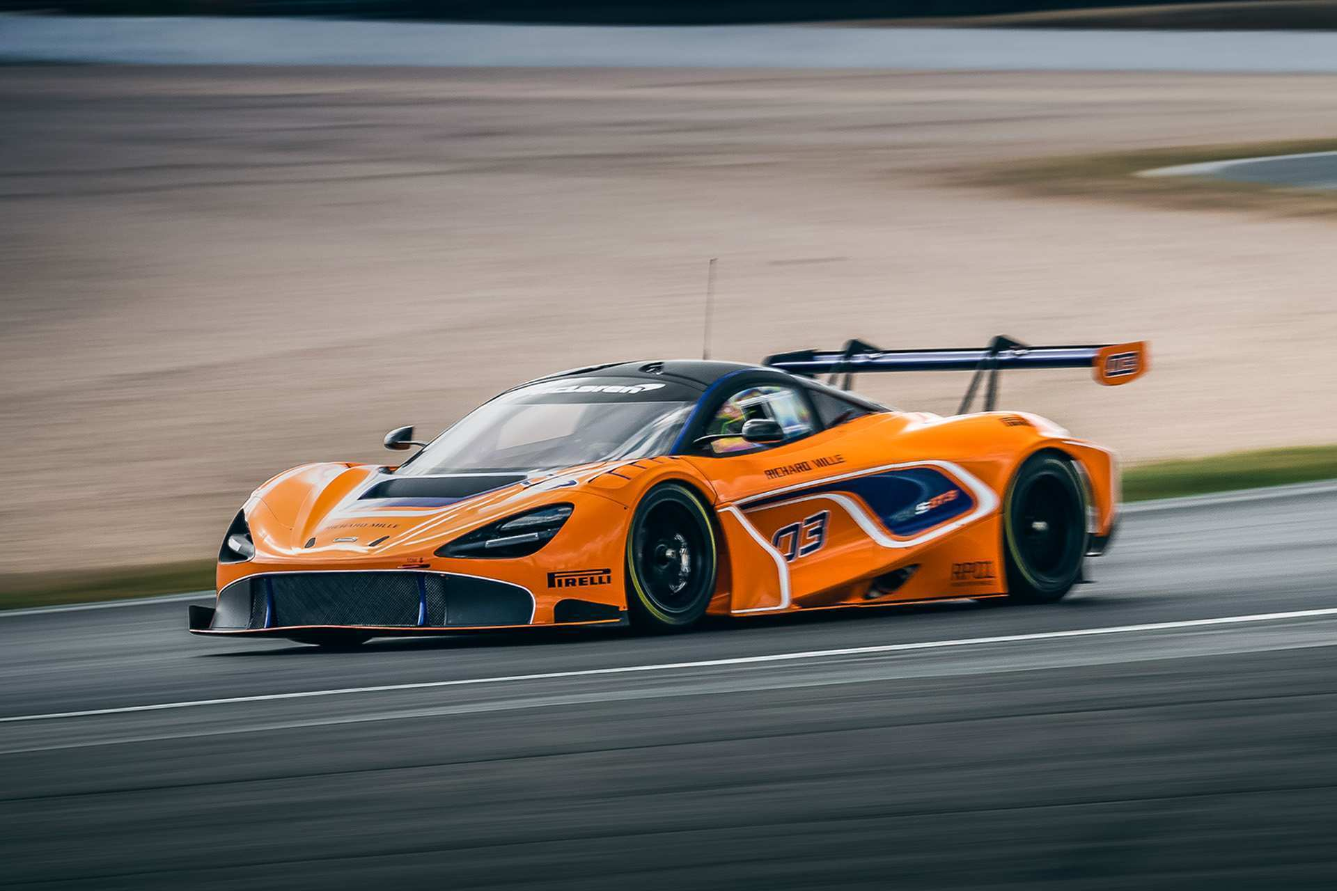85 All New 2019 Mclaren 720S Gt3 Configurations by 2019 Mclaren 720S Gt3
