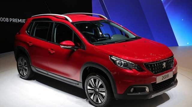 85 All New 2019 Peugeot 2008 History by 2019 Peugeot 2008