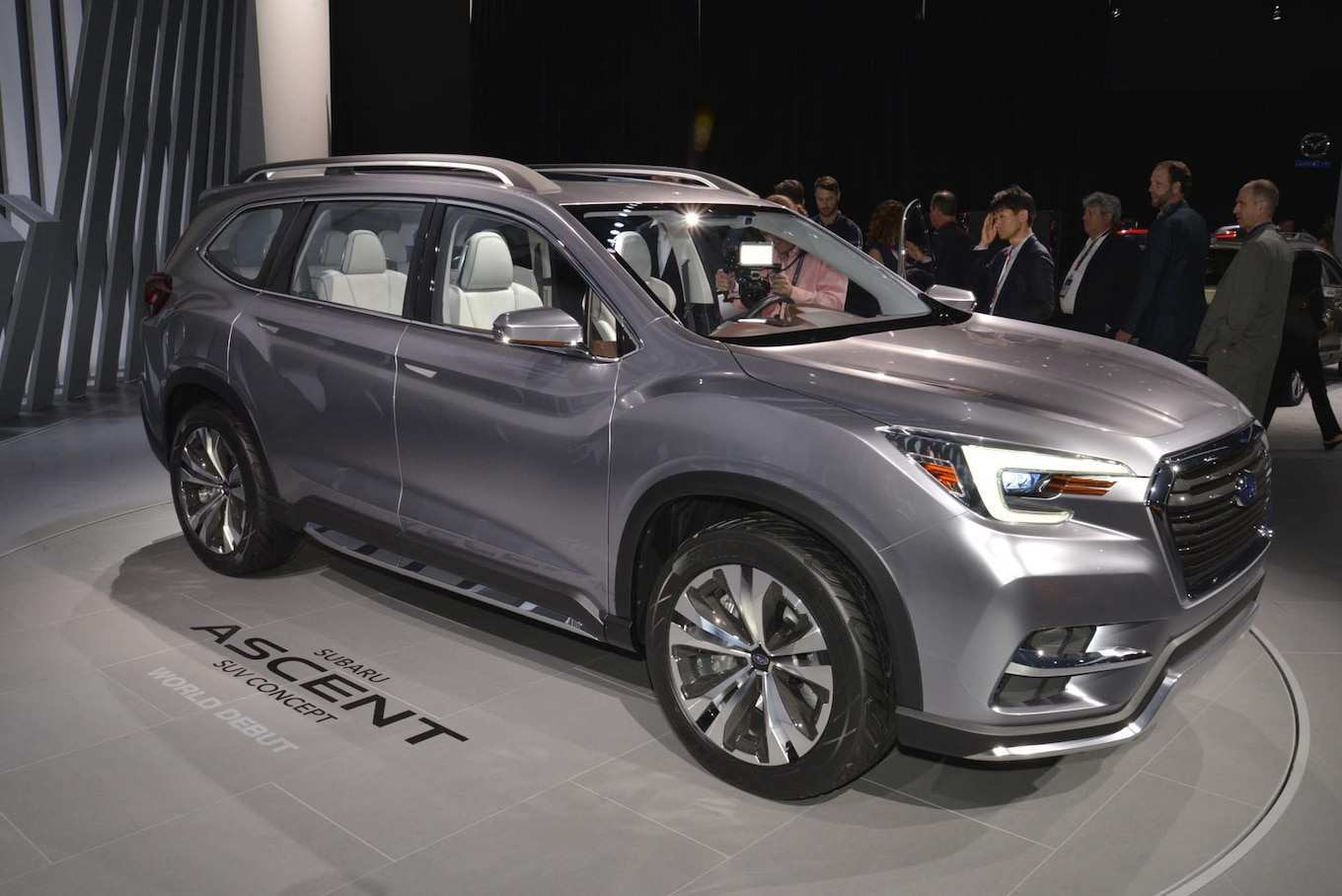 85 All New 2019 Subaru Ascent Debut Research New with 2019 Subaru Ascent Debut