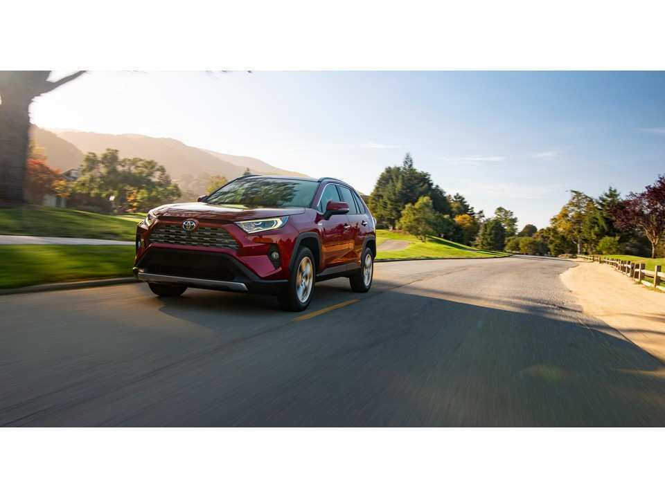 85 All New 2019 Toyota Rav4 Hybrid Specs Pictures with 2019 Toyota Rav4 Hybrid Specs