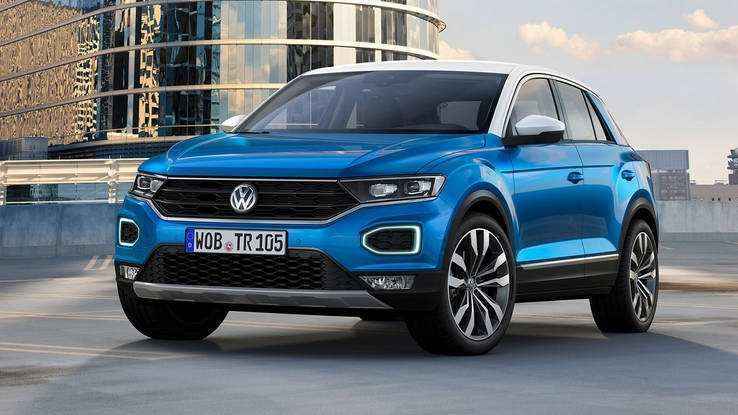 85 All New 2019 Volkswagen T Roc Performance with 2019 Volkswagen T Roc