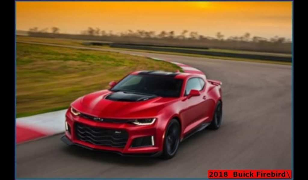 85 All New 2020 Buick Firebird Exterior and Interior for 2020 Buick Firebird