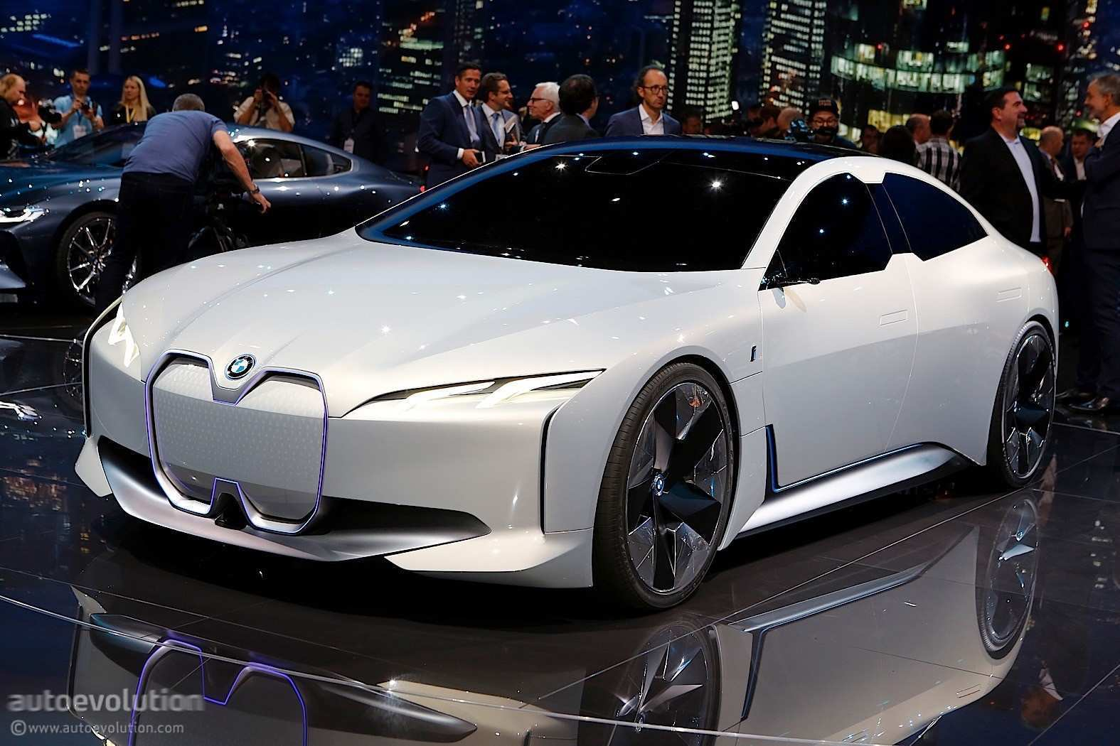 85 All New Bmw Elbil 2020 Concept for Bmw Elbil 2020