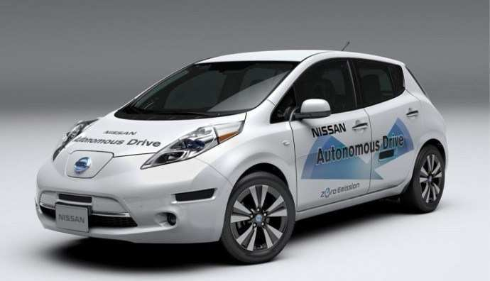 85 All New Nissan Driverless 2020 Photos by Nissan Driverless 2020
