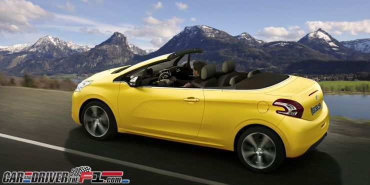 85 All New Peugeot Cabrio 2019 Specs and Review by Peugeot Cabrio 2019