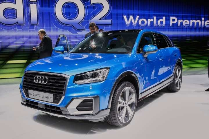 85 Best Review 2019 Audi Q2 Usa Style for 2019 Audi Q2 Usa