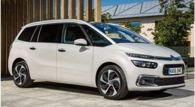 85 Best Review 2019 Citroen C4 Picasso Redesign by 2019 Citroen C4 Picasso