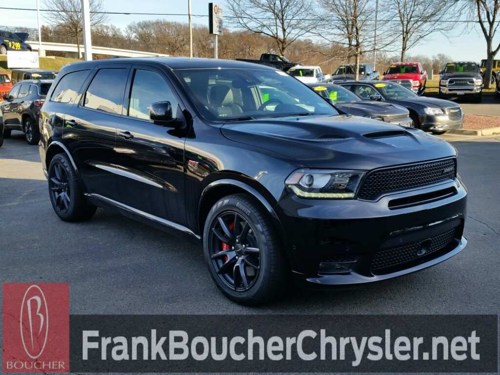 85 Best Review 2019 Dodge Durango Srt Exterior for 2019 Dodge Durango Srt