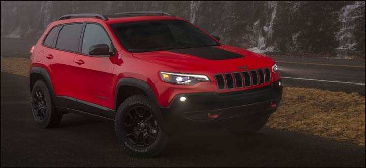 85 Best Review 2019 Jeep Cherokee Kl Exterior with 2019 Jeep Cherokee Kl
