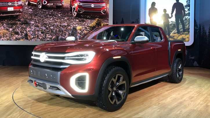 85 Best Review 2019 Volkswagen Pickup Truck Engine with 2019 Volkswagen Pickup Truck