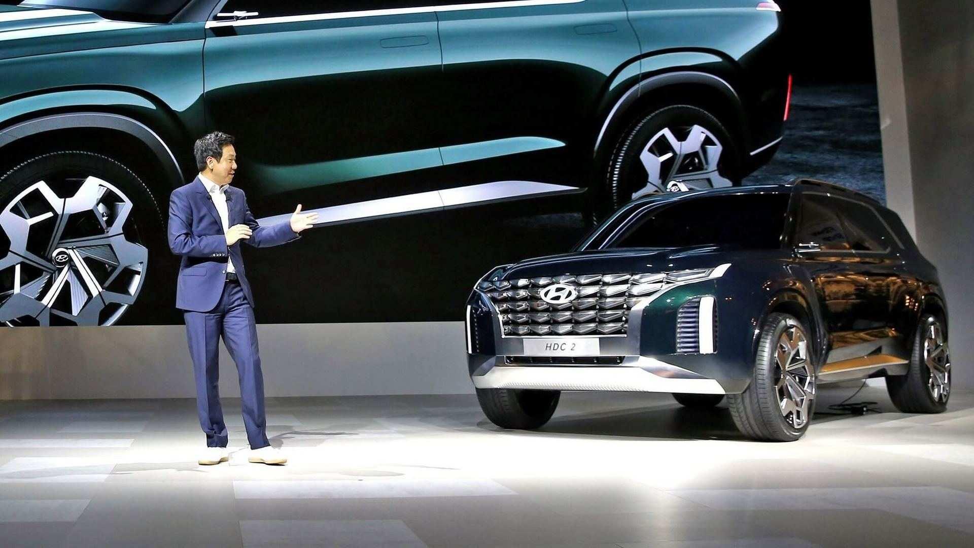 85 Best Review Hyundai Concept 2020 Spy Shoot with Hyundai Concept 2020
