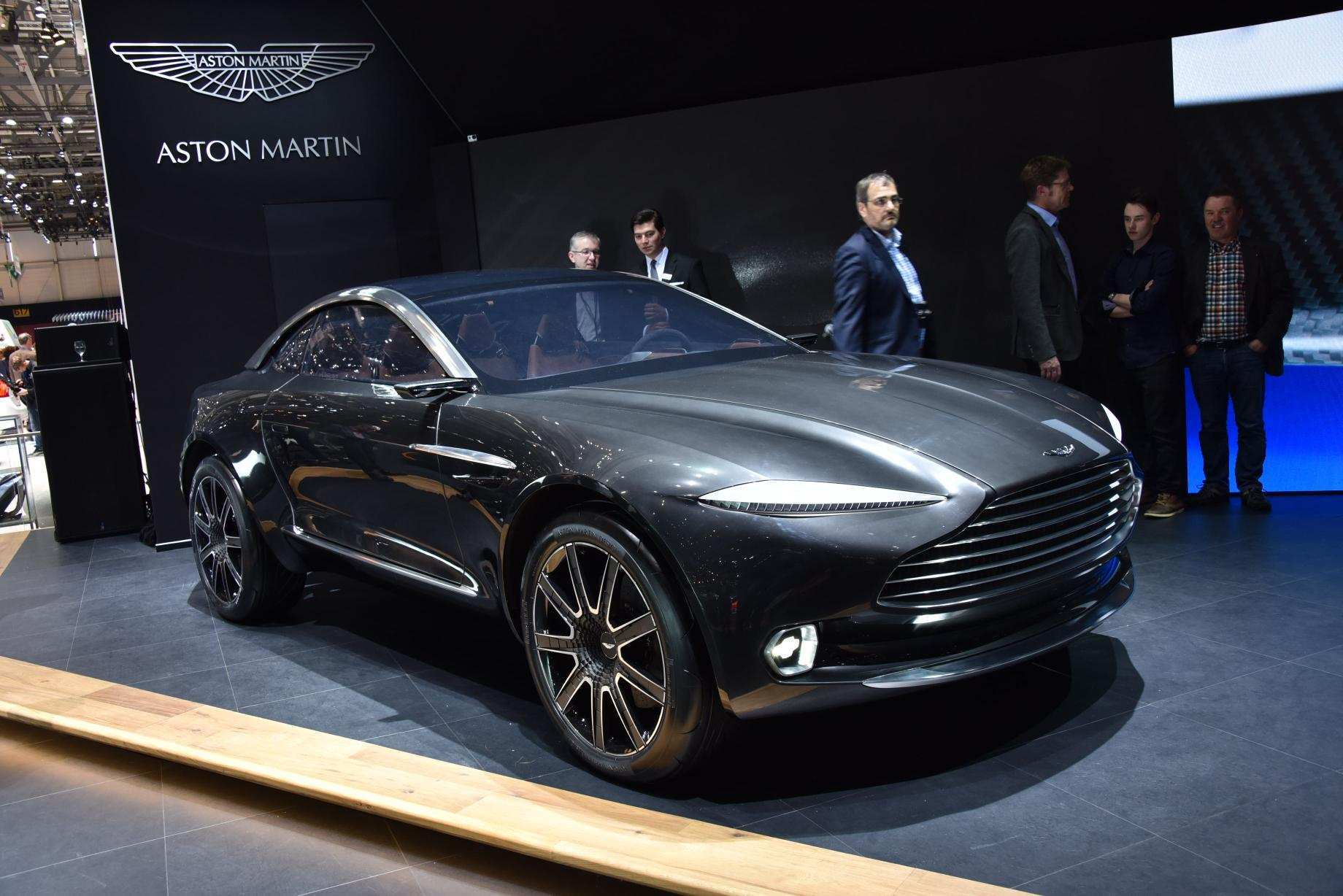 85 Concept of 2019 Aston Martin Suv Prices with 2019 Aston Martin Suv