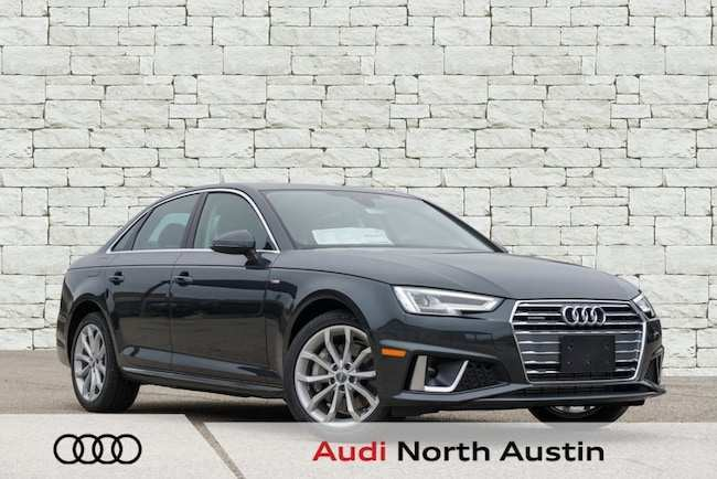 85 Concept of 2019 Audi A4 Model for 2019 Audi A4