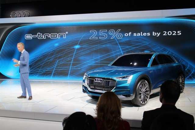 85 Concept of 2019 Audi E Tron Quattro Price Rumors by 2019 Audi E Tron Quattro Price