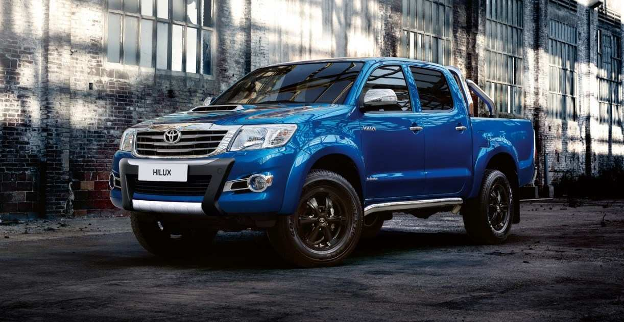 85 Concept of 2019 Toyota Diesel Hilux Style with 2019 Toyota Diesel Hilux