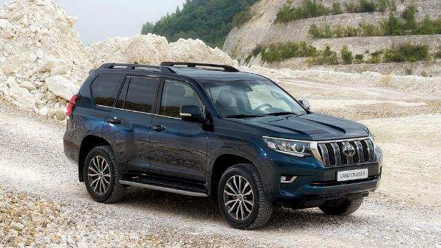 85 Concept of 2019 Toyota Prado Redesign and Concept by 2019 Toyota Prado