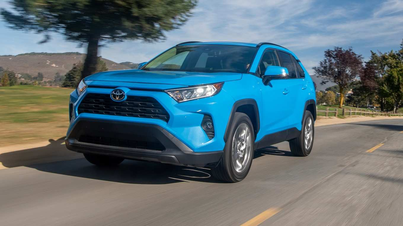 85 Concept of 2019 Toyota Rav4 Exterior and Interior by 2019 Toyota Rav4