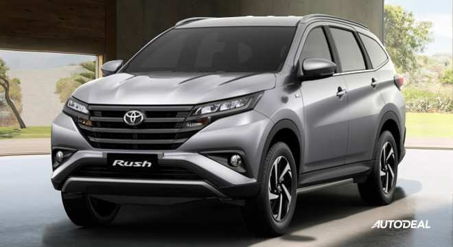 85 Concept of 2019 Toyota Rush Review for 2019 Toyota Rush