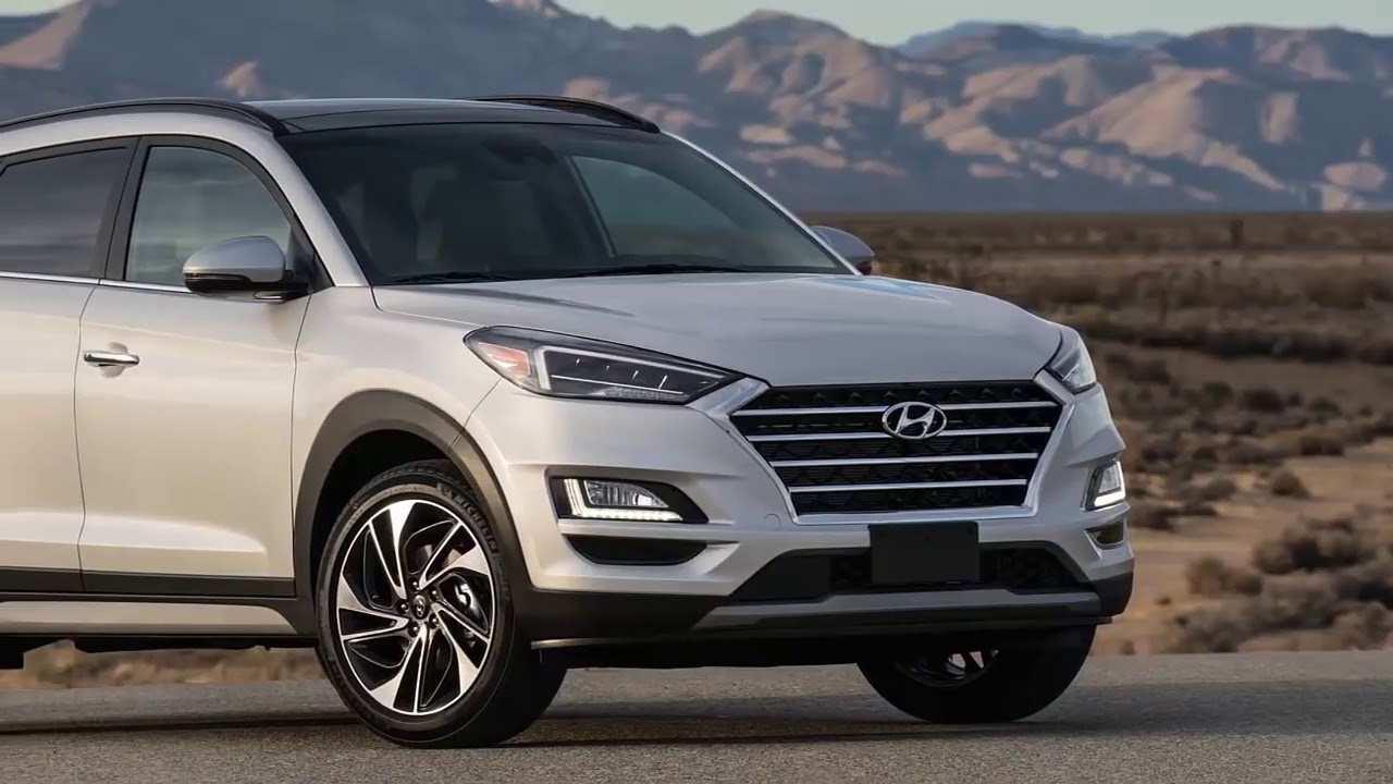 85 Concept of Hyundai Tucson 2019 Facelift Configurations with Hyundai Tucson 2019 Facelift