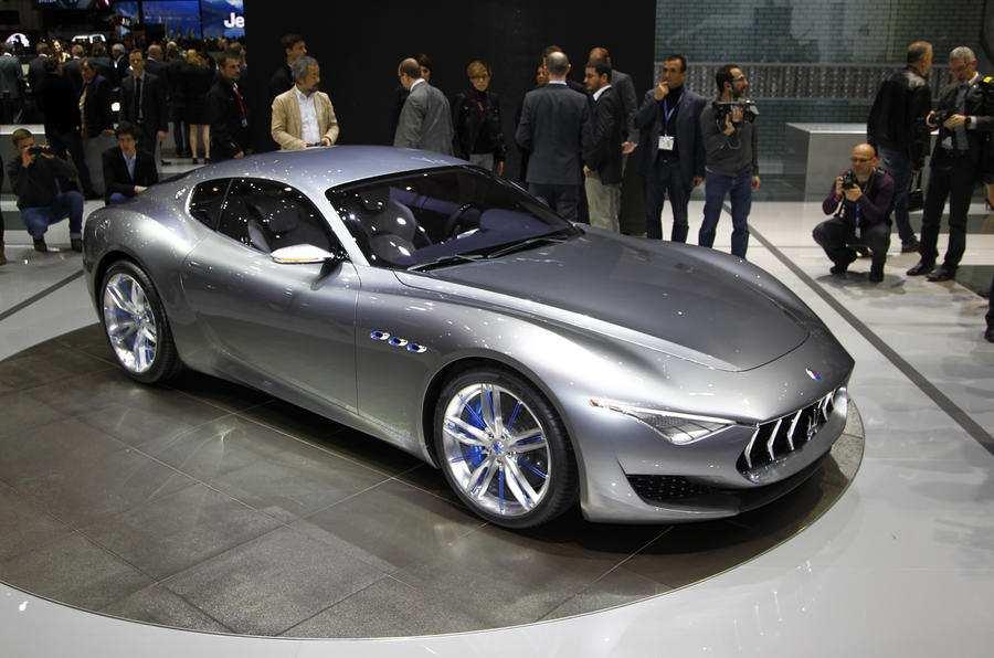 85 Concept of New Maserati 2020 Redesign for New Maserati 2020