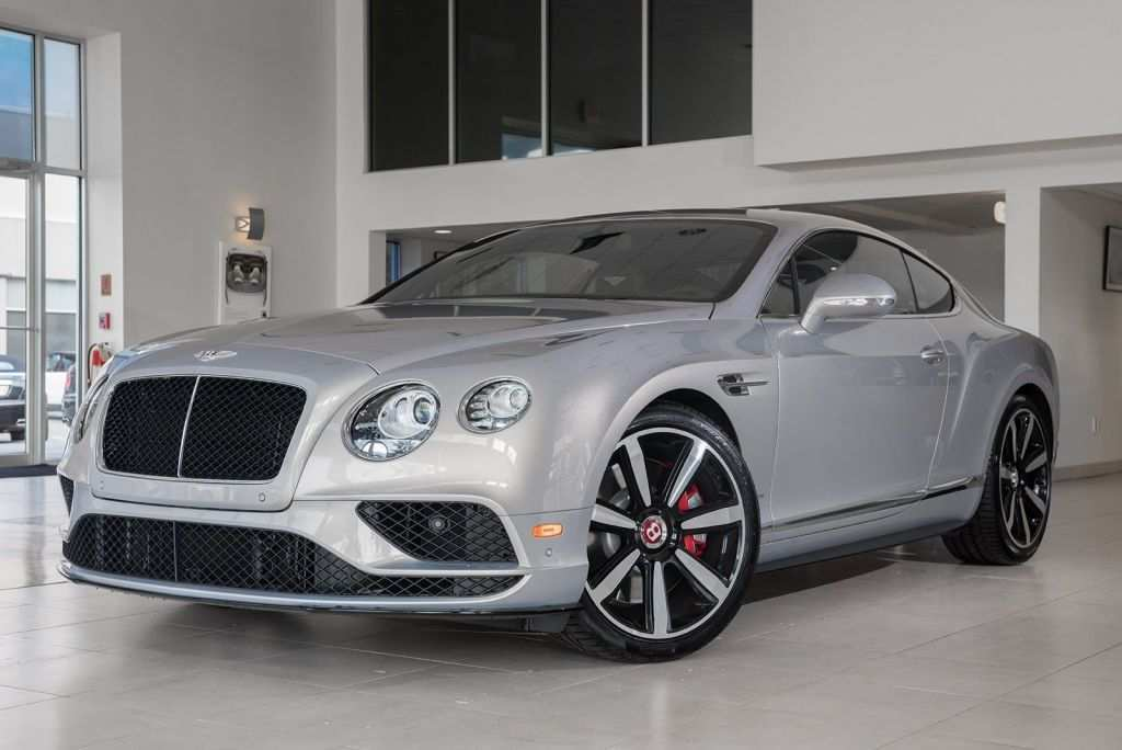 85 Gallery of 2019 Bentley Gt V8 Model with 2019 Bentley Gt V8