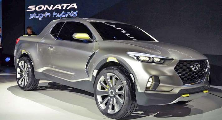85 Gallery of 2019 Hyundai Santa Cruz Pickup New Review for 2019 Hyundai Santa Cruz Pickup