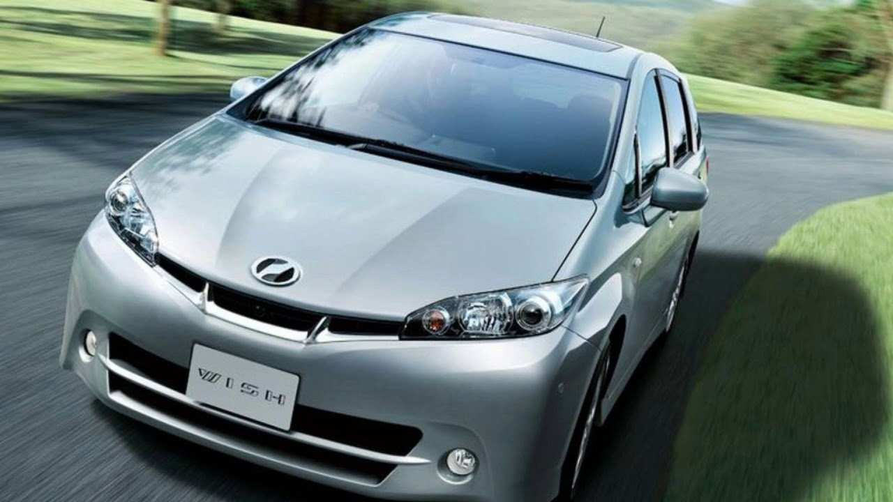 85 Gallery of 2019 Toyota Wish Prices by 2019 Toyota Wish