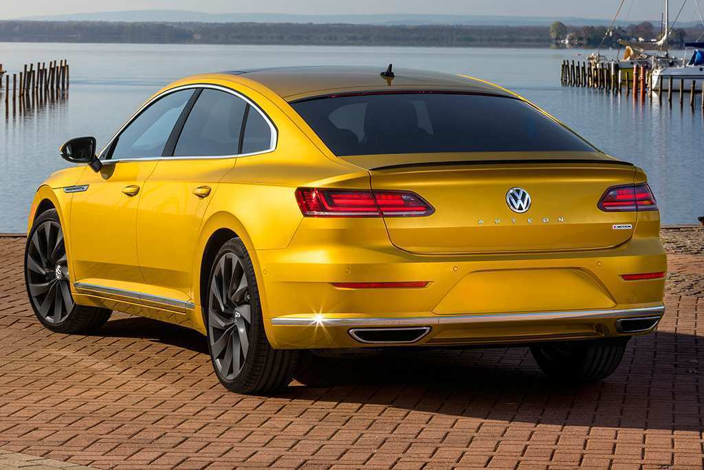 85 Gallery of 2019 Volkswagen Cc First Drive by 2019 Volkswagen Cc