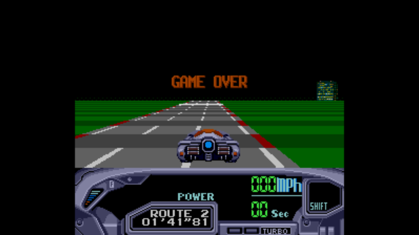 85 Gallery of Outrun 2019 Sega Genesis Rom Picture by Outrun 2019 Sega Genesis Rom
