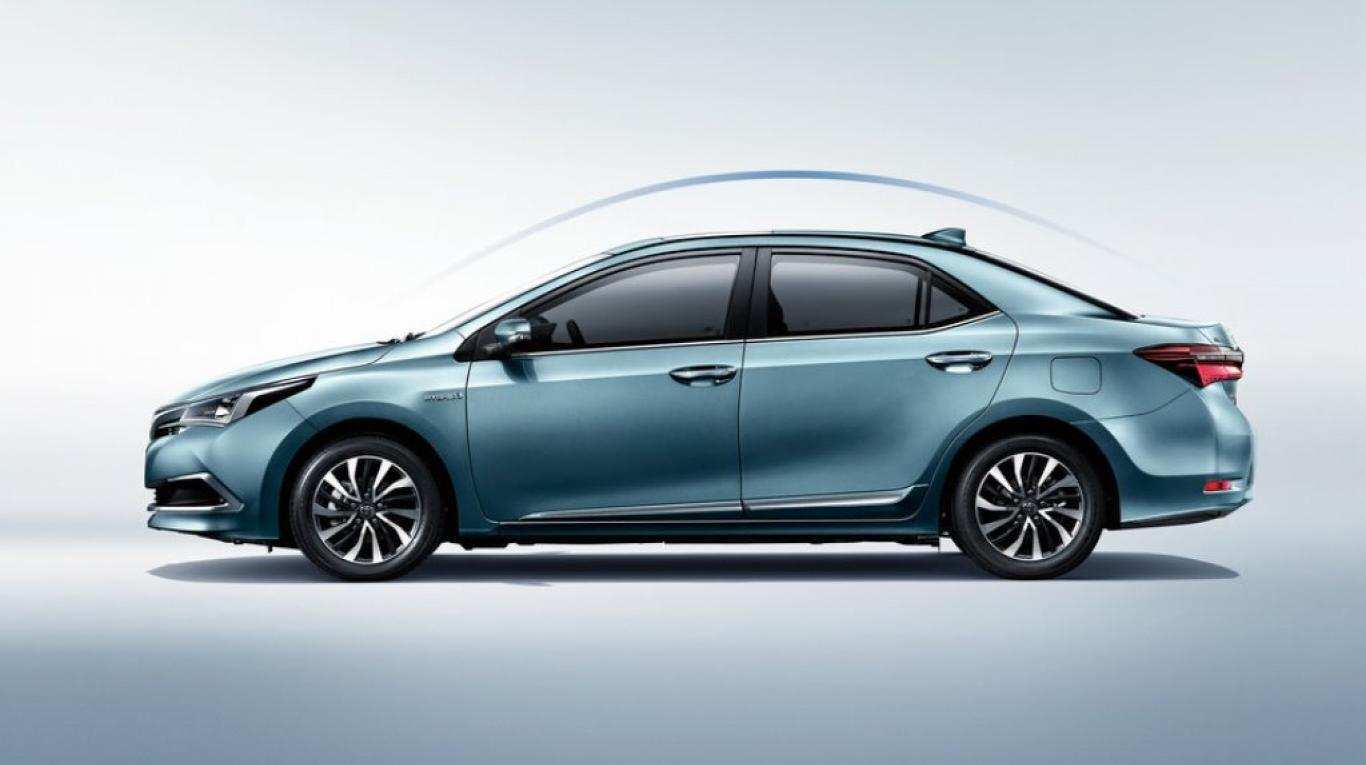 85 Gallery of Toyota Electrico 2020 Rumors with Toyota Electrico 2020