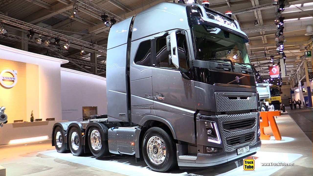 85 Gallery of Volvo Fh16 2019 Redesign for Volvo Fh16 2019