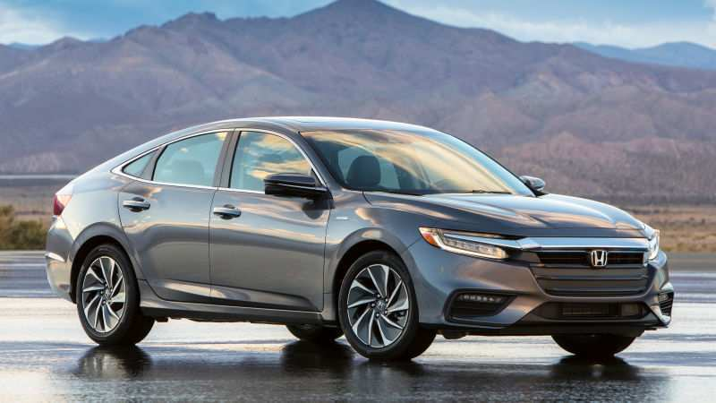 85 Great 2019 Honda Insight Pricing for 2019 Honda Insight