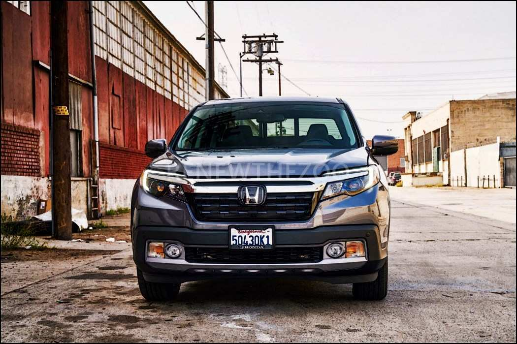 85 Great 2019 Honda Ridgeline Rumors Spy Shoot with 2019 Honda Ridgeline Rumors