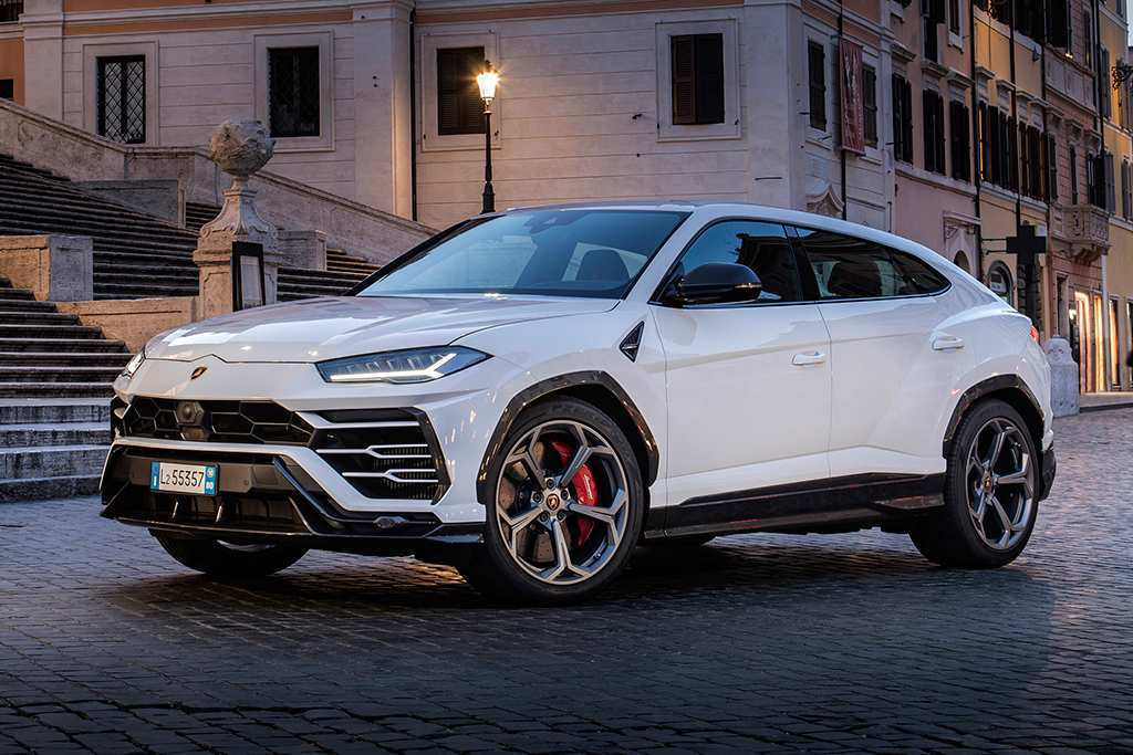 85 Great 2019 Lamborghini Urus Review Release Date by 2019 Lamborghini Urus Review