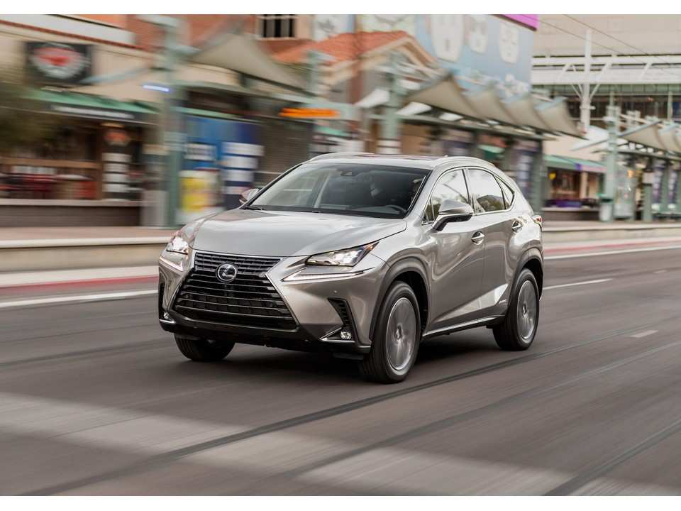85 Great 2019 Lexus 200Nx Redesign and Concept for 2019 Lexus 200Nx