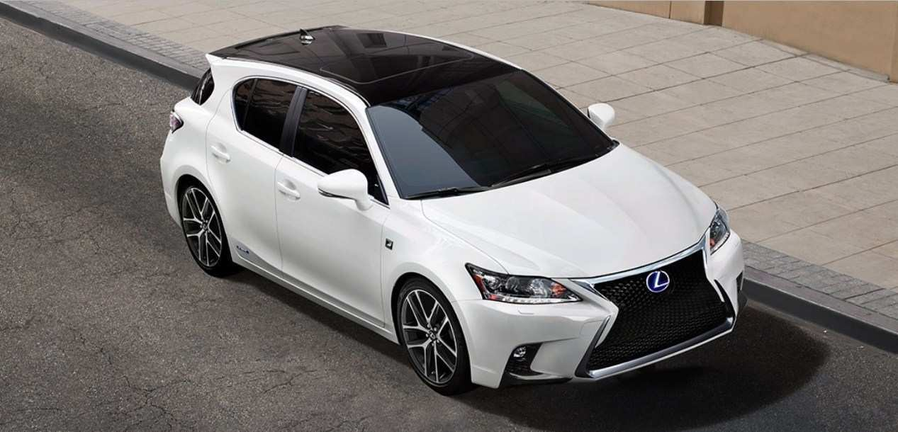85 Great 2019 Lexus Ct Speed Test with 2019 Lexus Ct