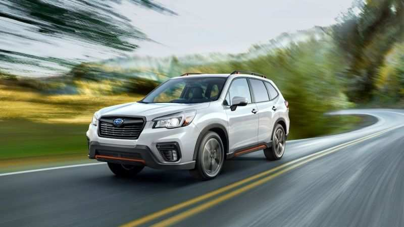 85 Great 2019 Subaru Forester Xt Touring Spesification with 2019 Subaru Forester Xt Touring