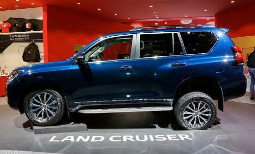 85 Great 2019 Toyota Prado Overview by 2019 Toyota Prado