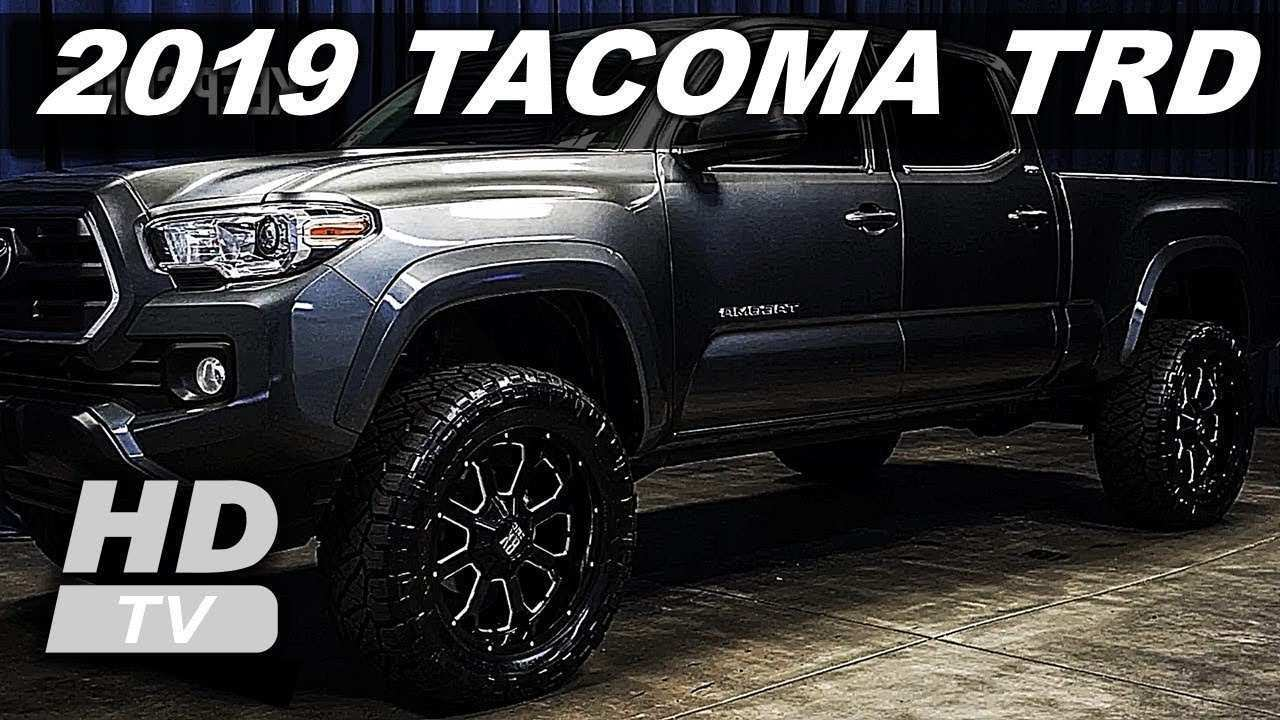 85 Great 2019 Toyota Tacoma News Specs and Review by 2019 Toyota Tacoma News