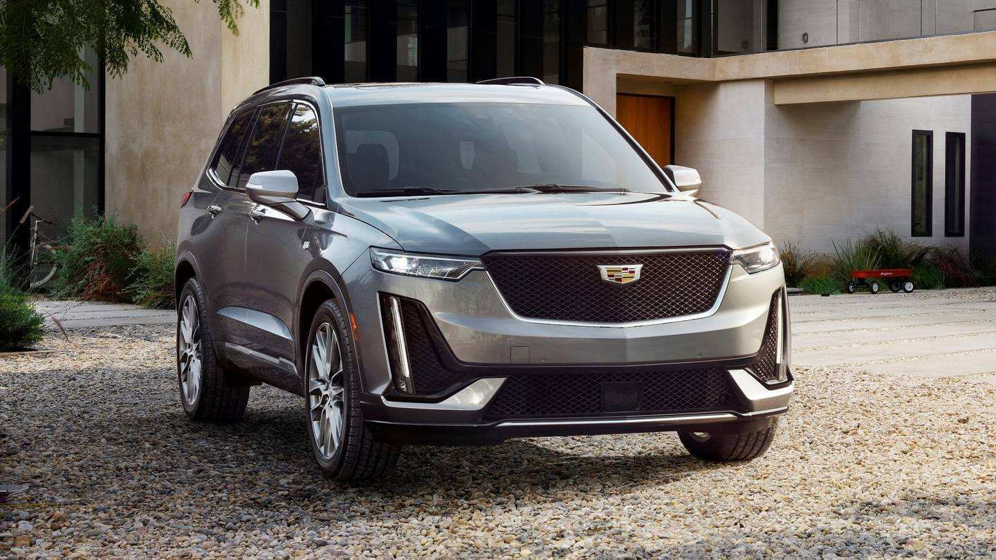 85 Great 2020 Cadillac Xt6 Price and Review for 2020 Cadillac Xt6